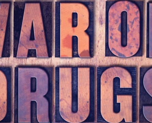 War on drugs history
